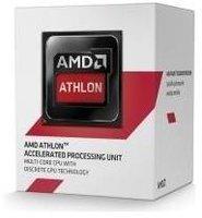 AMD Athlon 5150 Box (Sockel AM1, 28nm, AD5150JAHMBOX)