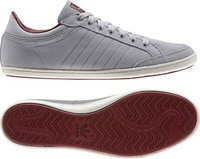 Adidas Plimcana Clean Low Suede mid grey/st nomad red/legacy