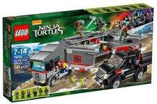 LEGO Teenage Mutant Ninja Turtles - Flucht mit dem Sattelzug (79116)