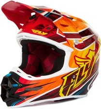 Fly Racing F2 Carbon Acetylene