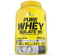 Olimp Pure Whey Isolate 95 2200g Vanille