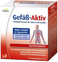Hübner Gefäß-Aktiv 15-Tage-Packung Beutel (15 Stk.)