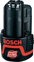 Bosch Akku 10,8V 1,5 Ah Li-Ion, schwarz