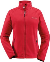 Vaude Women's Smaland Jacket Red