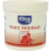 Elina Med Rotes Weinlaub Creme (250 ml)