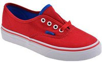 Vans Junior Authentic pop chinese red/skydiver