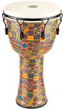 "Meinl Travel Mechanical Tuned Goat Djembe Kenyan Quilt 14 """