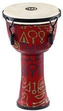 """Meinl Travel Mechanical Tuned Goat Djembe Pharaoh's Script 8 """""""