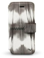 Zenus Tie-Dyeing Diary Case (iPhone 5/5S)