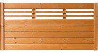 BM Massivholz EA5Y-F1X Zauntyp B BxH: 180 x 90 cm