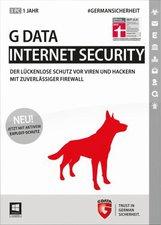 Gdata Internet Security 2015 (3 User) (1 Jahr) (DE) (Win)