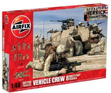 Airfix British Forces Vehicle Crew (03702)