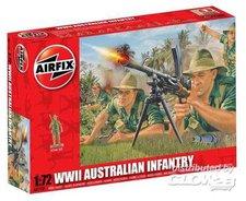 Airfix WWII Australian Infantry (01750)