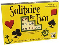 Eagle Games Solitaire for Two (englisch)