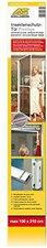 Schellenberg Insektenschutz Prestige für Türen braun (100 x 210 cm)