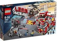 LEGO The LEGO Movie Windmühle und Feuerwehr-Roboter Verstärkung (70813)