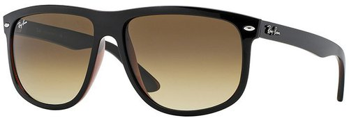 Ray Ban RB4147 609585 (brown/brown gradient)