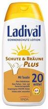 Ladival Schutz & Bräune Plus Lotion LSF 20 (200 ml)
