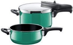 Silit Sicomatic t-plus Ocean Green Duo 4,5 + 3 l