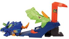 Vtech Switch & Go Triceratops Deluxe Launcher Playset