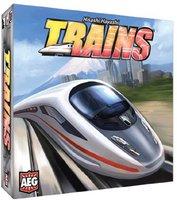 Alderac Entertainment Group Trains (englisch)
