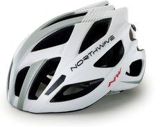Northwave Aircrosser weiß-silber-schwarz