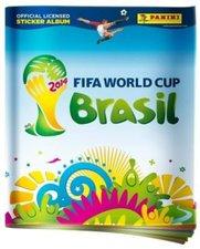 Panini Sticker WM 2014 Brazil - Sammelalbum