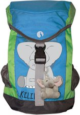 Royalbeach Kinder-Rucksack Happy Elephant