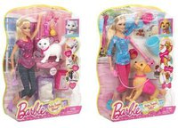 Barbie & Stubenreines Hündchen