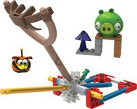 KNEX Angry Birds Lightning Bird Vs. Space Minion Pig (72005)