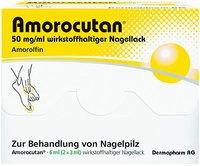 Dermapharm Amorocutan 50 mg/ml wirkstoffhaltiger Nagellack (6 ml)