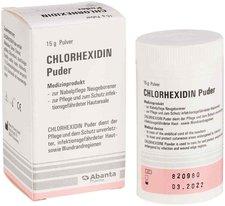 RIEMSER Chlorhexidin Puder (15 g)