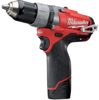 Milwaukee M12 CDD (2 x 2,0 Ah)