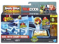 Hasbro Star Wars Angry Birds Telepods Duel with Count Dooku