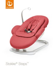 Stokke Babywippe Steps - red