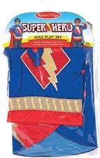Melissa & Doug Jungen Superhelden-Kostüm