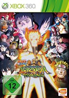Naruto Shippuden: Ultimate Ninja Storm Revolution - Rivals Edition (Xbox 360)