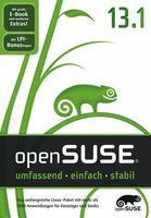 Open Source Press openSUSE 13.1