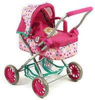 Bayer Chic Mini-Kuschelwagen Smarty hot pink pearls