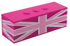 BigBen BT01 Union Jack (pink)