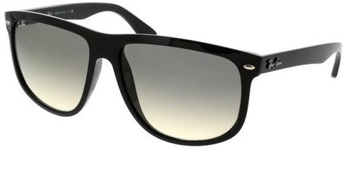 Ray Ban RB4147 601/32 (black/crystal grey gradient)