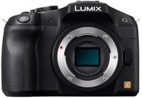 Panasonic Lumix DMC-G6 Body (schwarz)