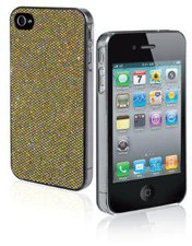 SBS-Power Star Case (iPhone 4/4S) Gold