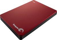 Seagate Backup Plus Portable Festplatte 1TB rot