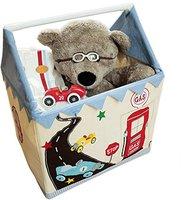 Kidsley Spielzeugbox Autowerkstatt