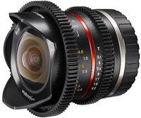 Walimex pro 8mm f3.1 Fisheye VCSC [Samsung NX]