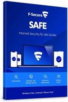 F-Secure SAFE (3 Geräte) (1 Jahr) (DE) (Win)