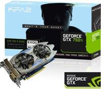 KFA Geforce GTX 750 Ti EX OC 2048MB GDDR5