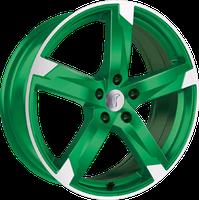 Rondell Z 01RZ (8x19) Racing-Grün poliert