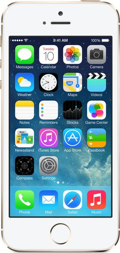 Apple iPhone 5S 16GB Gold ohne Vertrag